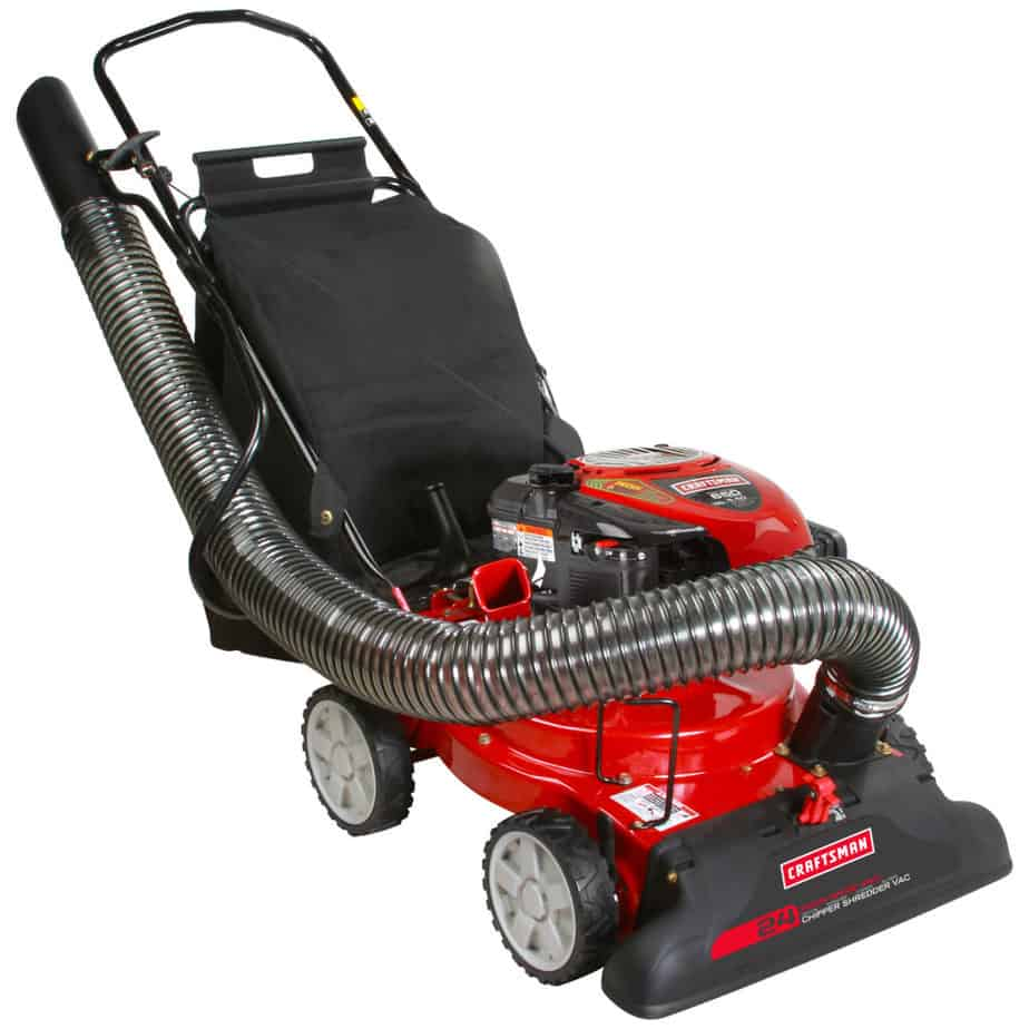 vacuums for lawns