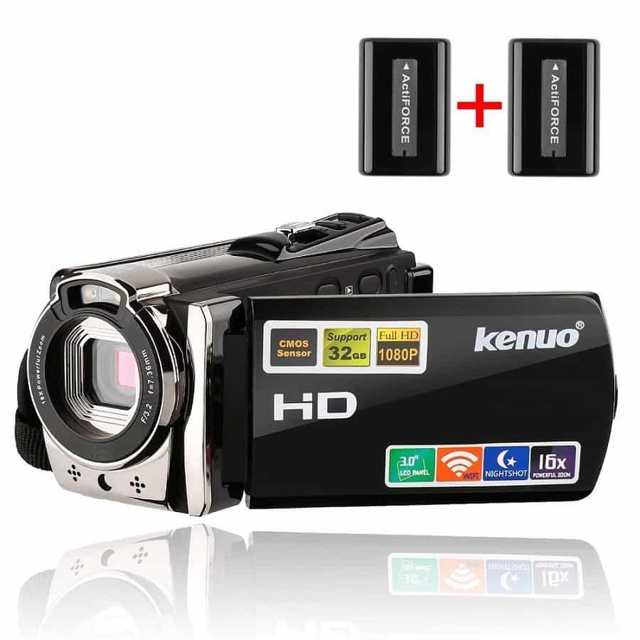 best camcorders under $100