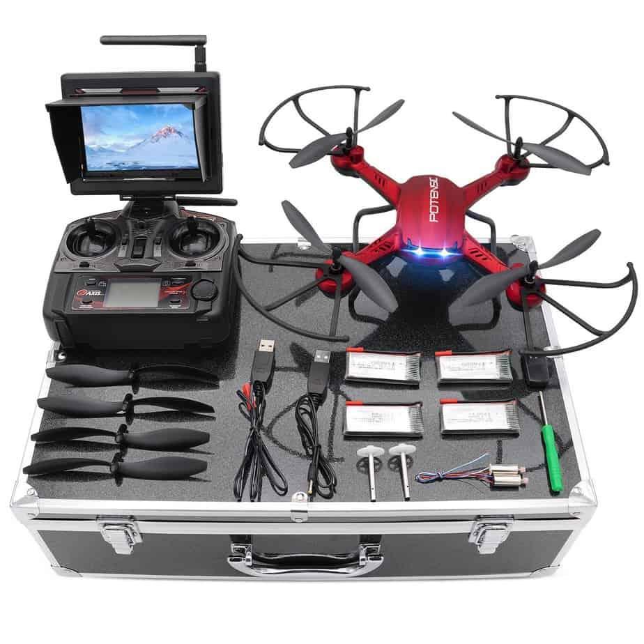 best camera drones under $300