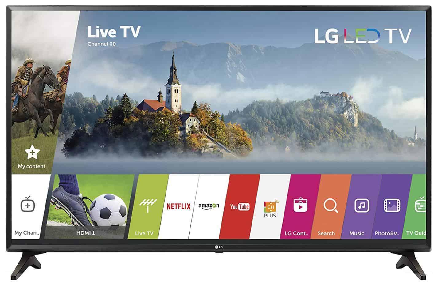 best smart tvs under $300