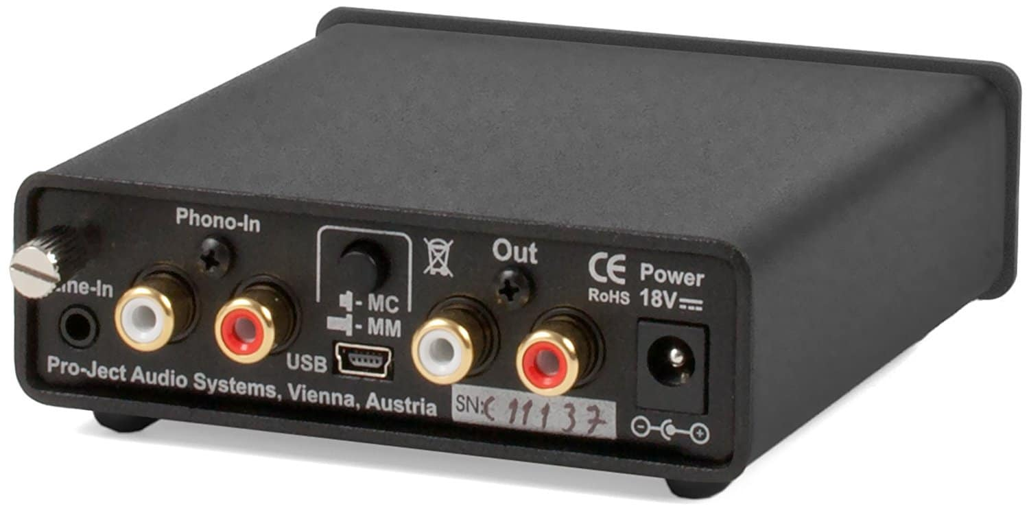 best phonograph preamplifiers under $200