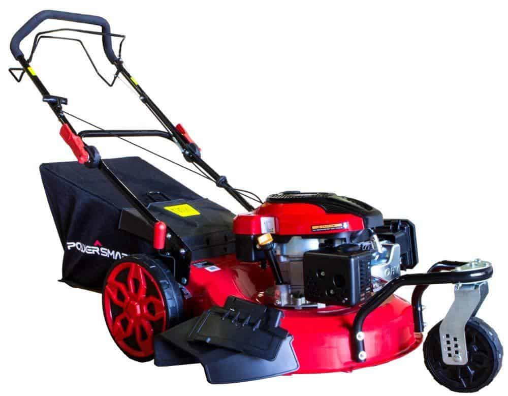 best self propelled lawn mowers under $300