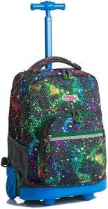 Choies Rolling Backpack Wheels