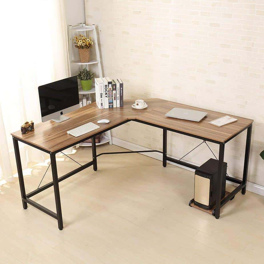 best L shaped desks for gaming