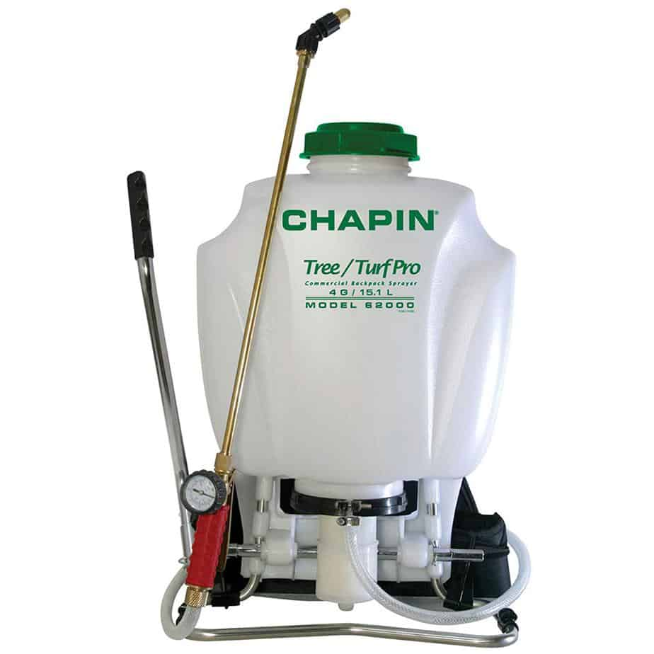 best commercial backpack sprayers