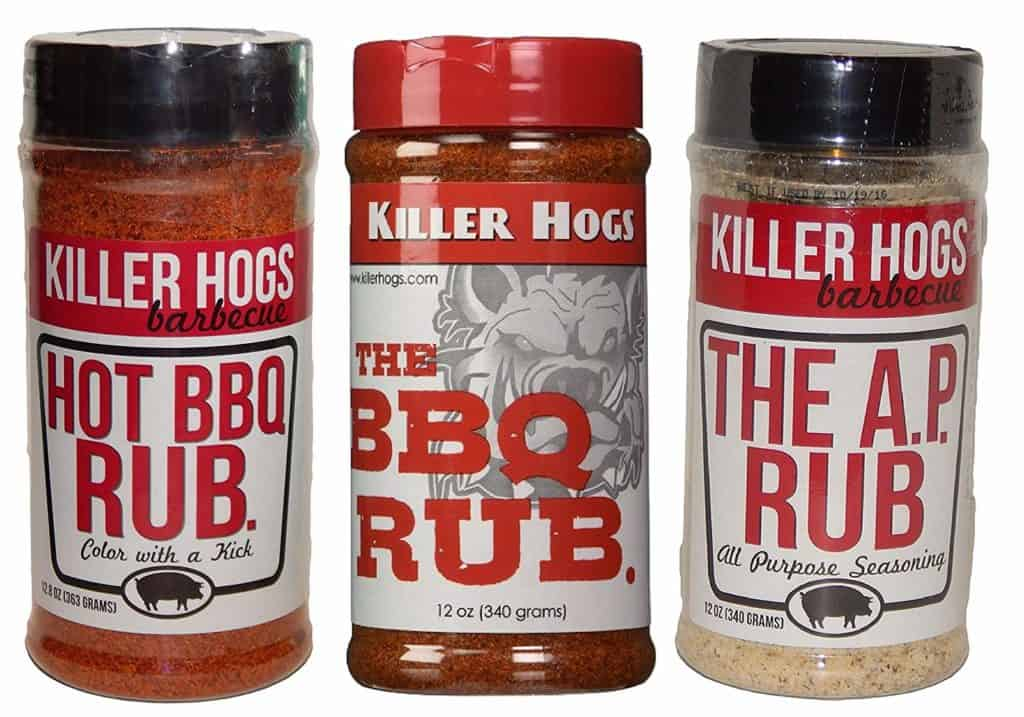 best commercial bbq rubs