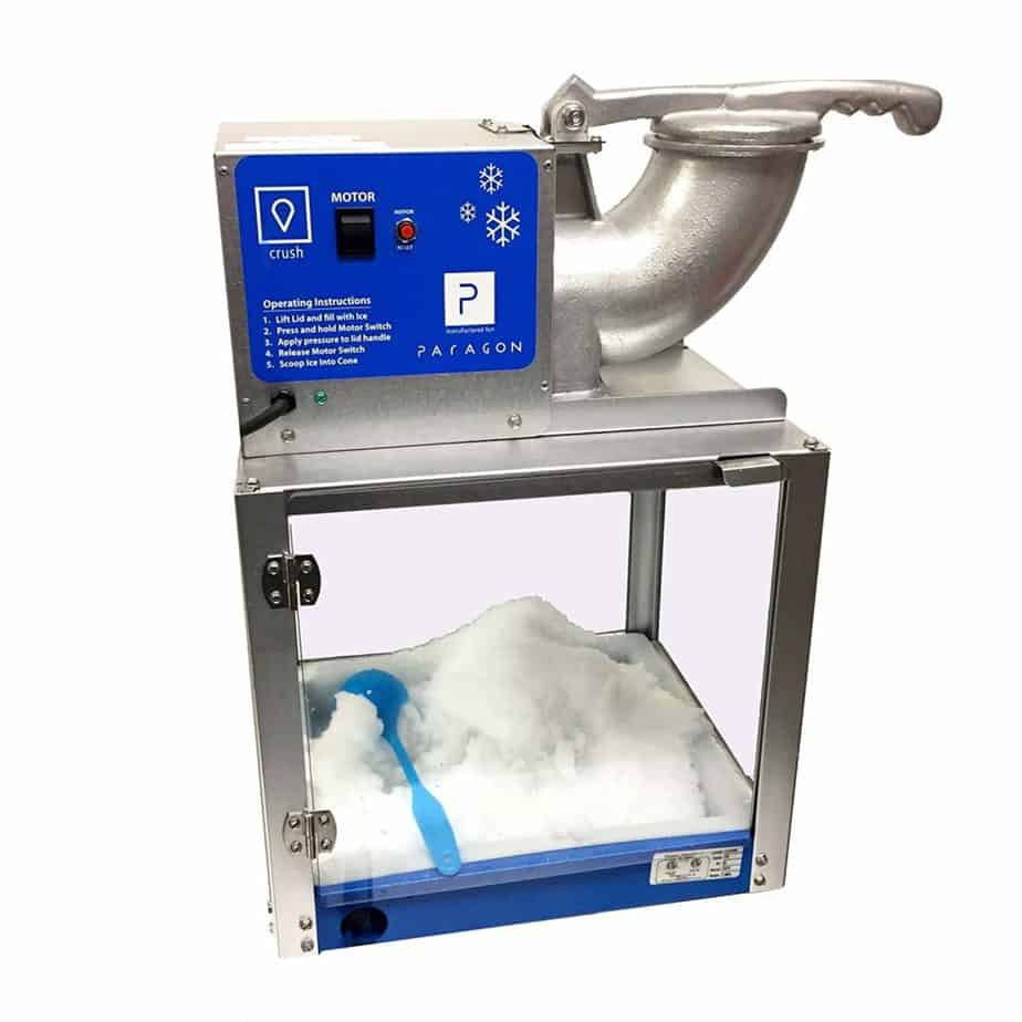 best commercial ice shaver machines