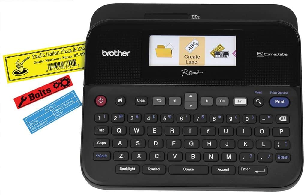 best label makers for small business